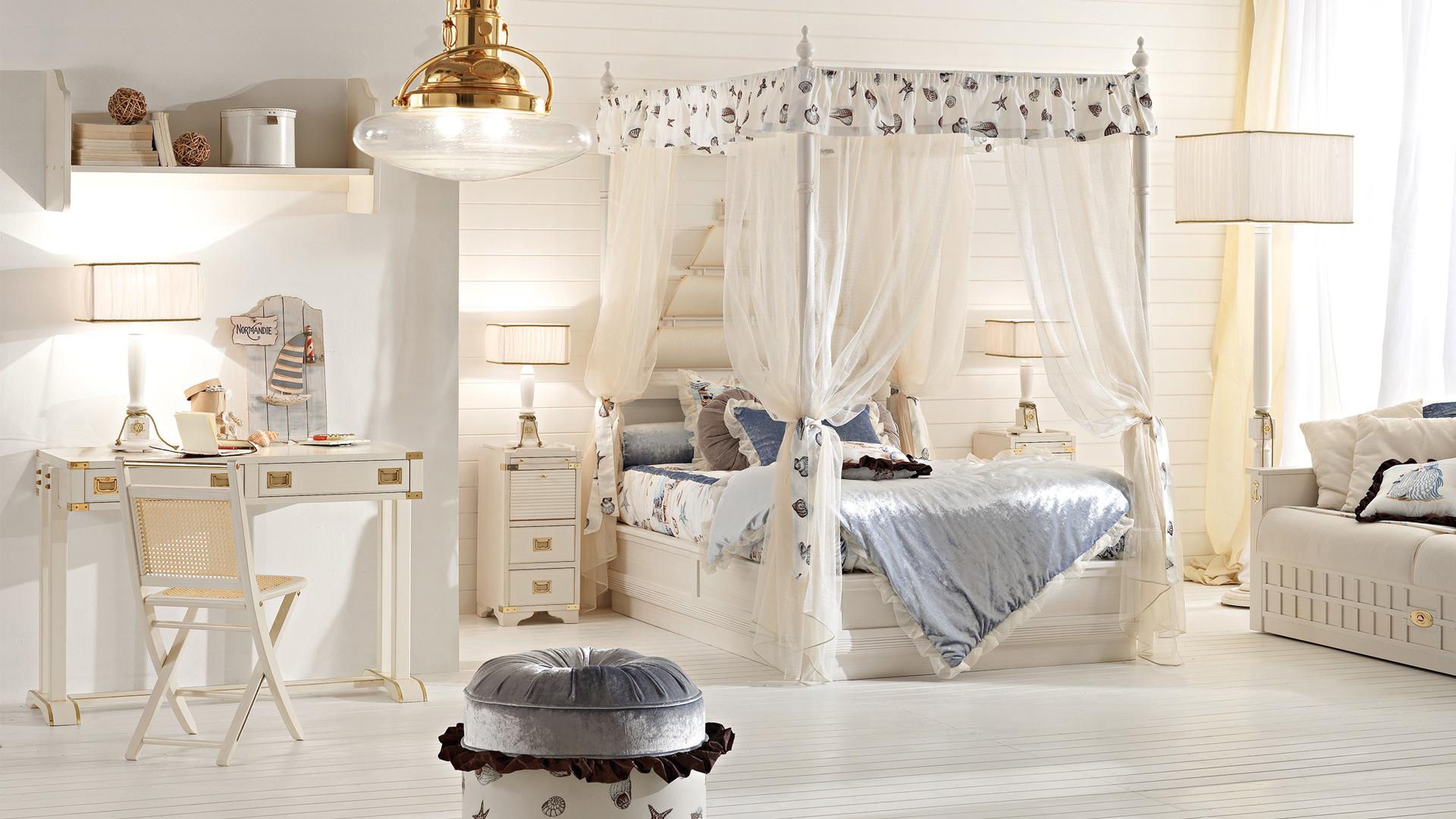 Testata letto con porta vecchia : testata del letto ad ovest ...