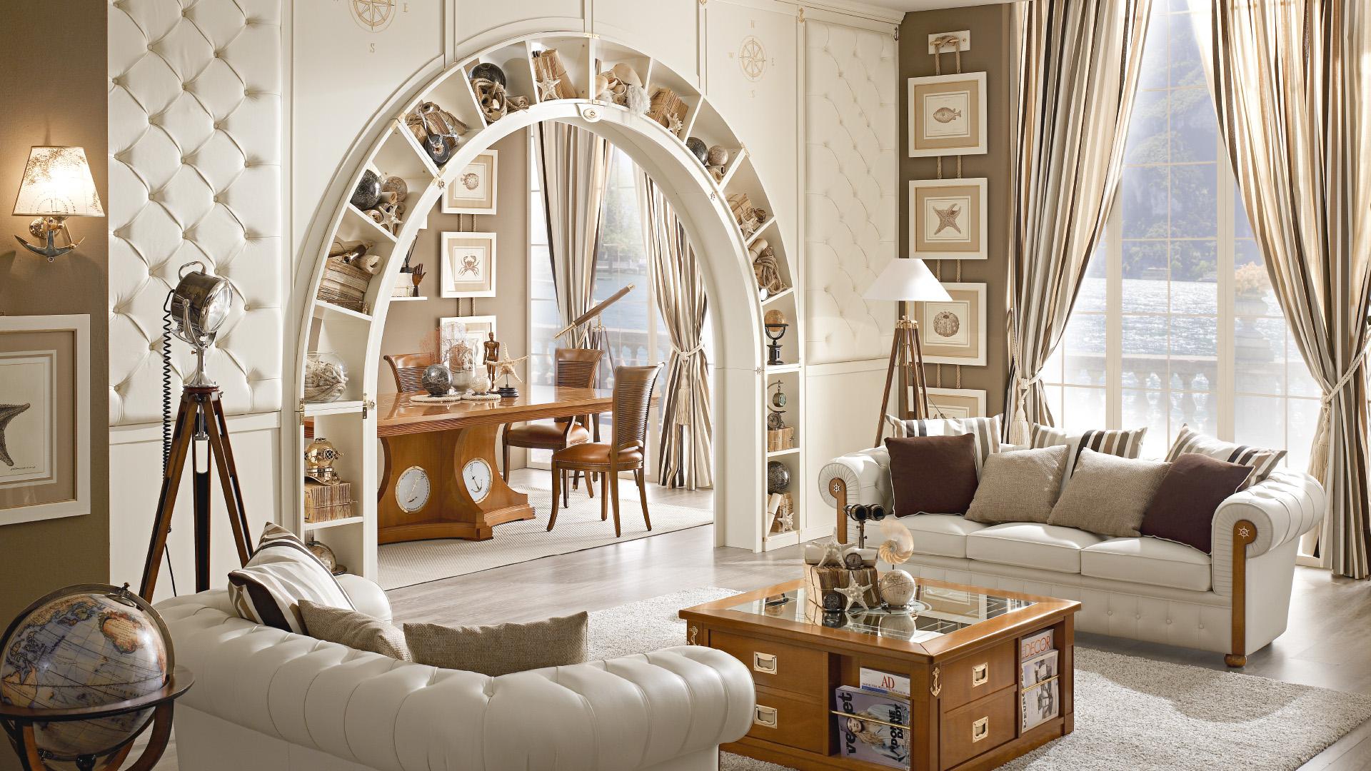 Awesome Mobili Stile Marina Contemporary - Amazing House Design ...