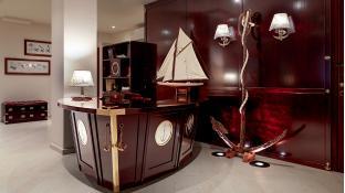 L 39 originale stile vecchia marina caroti - Mobili stile vecchia marina ...