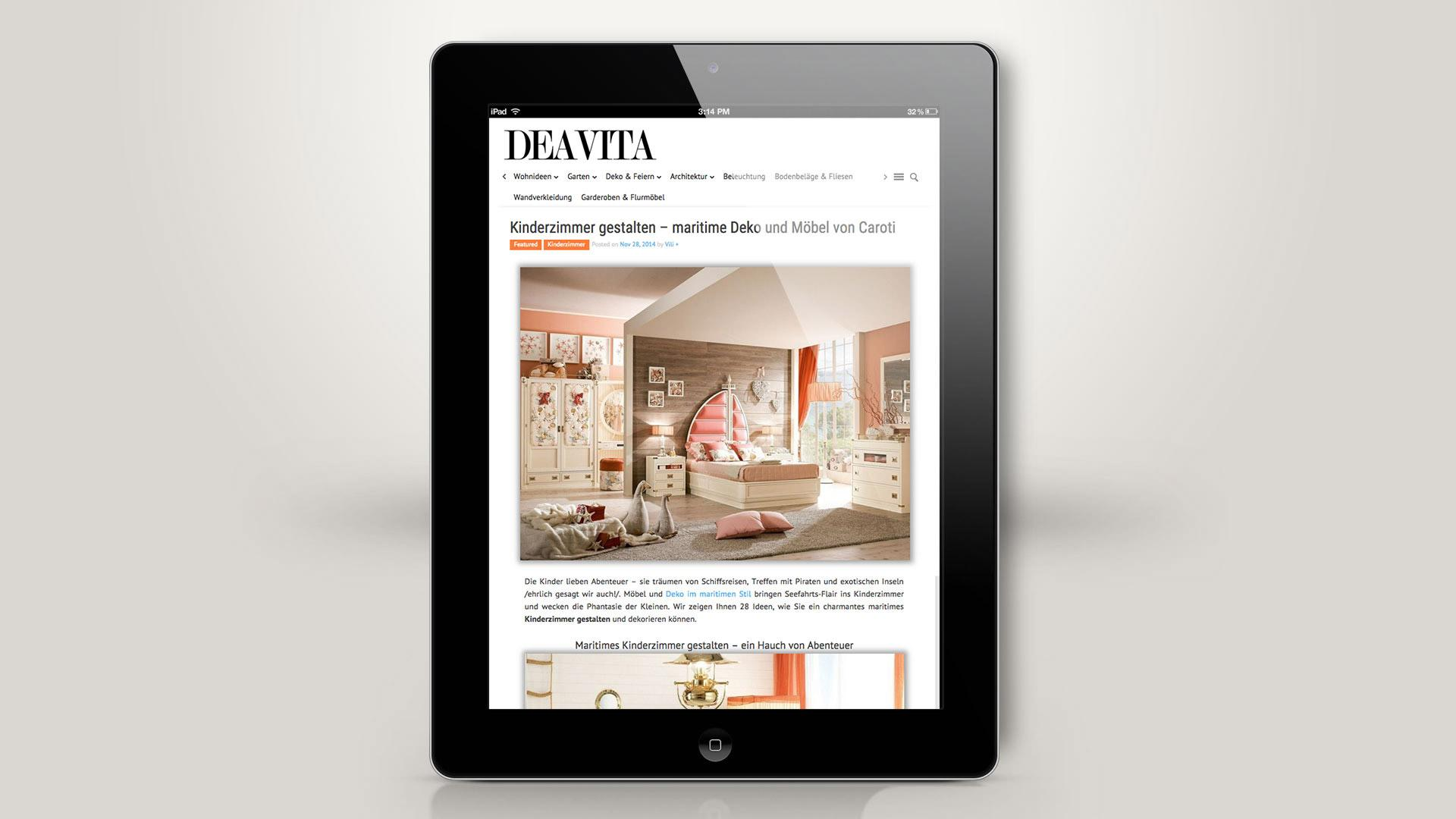 News about nautical style furnitures - Caroti