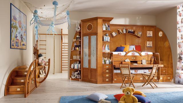 Camera Da Letto Stile Marina : Camerette in stile vecchia marina caroti
