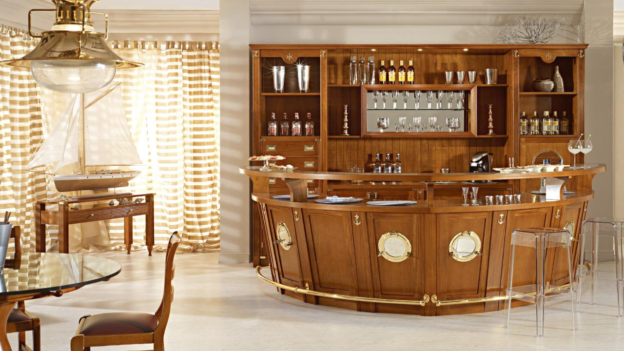 Mobile bar proposta 841 caroti
